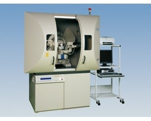 Rotating anode XRD diffractometer -Image