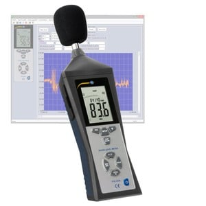 Sound Level Meter PCE-322A-Image