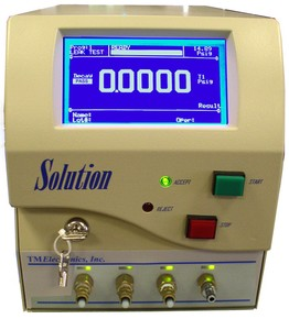 TME SOLUTION Non-Destructive Leak & Flow Tester-Image