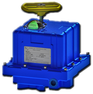 Electric Rotary Actuators - M Series -Image