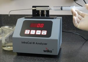 Measuring Antioxidant Levels in Transformer Oil-Image