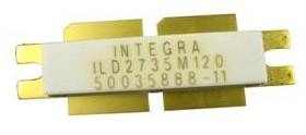 ILD2735M120 High Power Pulsed Transistor-Image