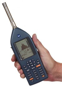 Nor140 Sound Level Analyzer...hand held-Image