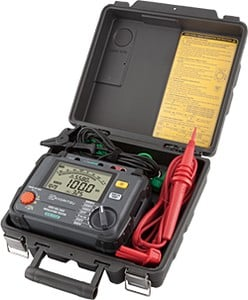 KEW 3125A Economical 5KV Insulation Tester-Image
