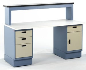 Series PCP Pedestal Workstations -Image