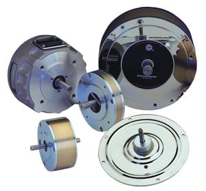 NEW! HIGH PERFORMANCE PANCAKE SERVO MOTORS-Image