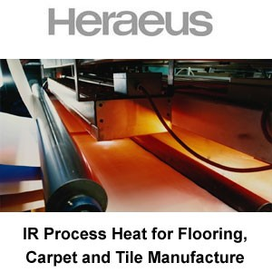 Infrared: Flooring, Carpet, Tile Manufacturing-Image