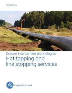 See Video - Hot Tapping Line Stopping Services -Image