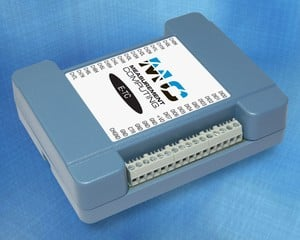 Ethernet-Based 8-Channel Thermocouple Input Device-Image