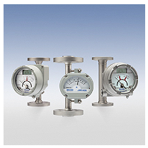 MT3809 Armored Variable Area FlowMeter (Rotameter)-Image