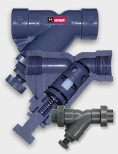 Spring Loaded Y-Check Valves-Image