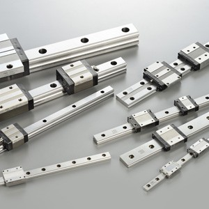 Precise, Rigid, High Load Slide Guides from NB-Image