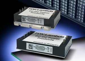 TDK-Lambda HQA series of isolated DC-DC converters-Image
