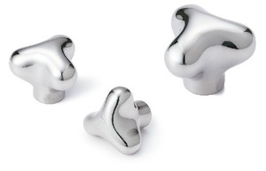 NBK Stainless Steel Hand Knobs-Image