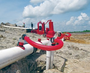 GRIFFIN's Wellpoint Dewatering System-Image