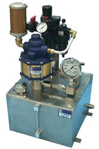 Hydraulic Power for Pneumatic Systems-Image