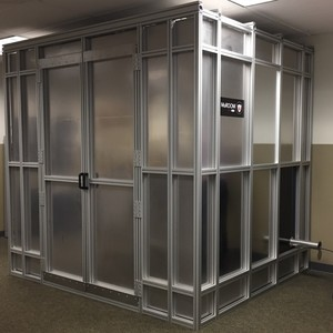 Custom Magnetic Field and RF Shielding Rooms-Image