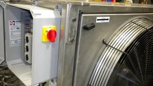 Non-Metallic Enclosures for Food Processing Plants-Image