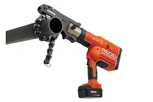RIDGID® Press Snap™ Soil Pipe Cutter -Image