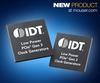 Lowest Power 3.3V PCIe Clock Generators from IDT-Image