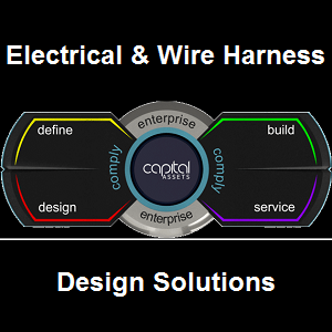 capital electrical & wire harness design from mentor, a siemens  mentor wire harness #14