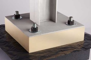 Thermal weight -bearing blocks for construction-Image