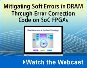 Mitigating Soft Errors Through ECC - Webcast-Image