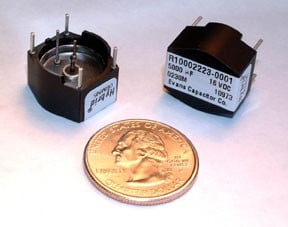 THQA2 and THQM2 Series Hybrid Capacitors-Image