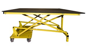 Powr-Grip's Redesigned Stowaway Tilt Table-Image