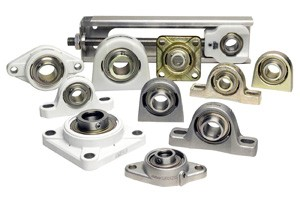 Bearing units... offer dual-sealing protection-Image