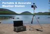 Measure & Record Weather Data Anywhere...-Image