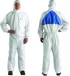 Disposable Protective Coverall Safety Work Wear-Image
