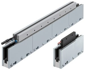 ILF+ and ILM+ new linear motor family-Image