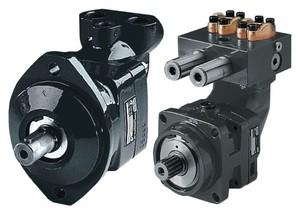 Parker voac bent axis pumps and motors from western for Parker pumps and motors