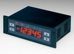 Digital Controller With 6 Digit LED Display-Image