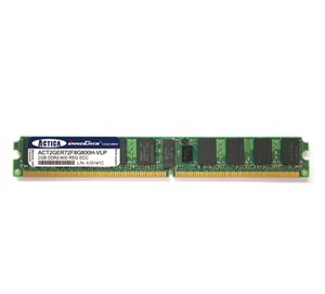 VLP DDR2 Registered ECC Server Memory-Image