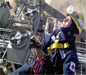 Rope Access Technology -Image