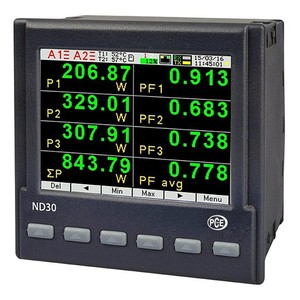 Power Display Panel for System Integration-Image