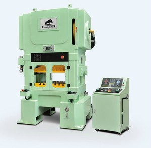 High Speed Press Suitable For Electrical Parts -Image