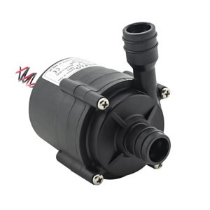 High Pressure Electric Water Heater Boosting Pump-Image