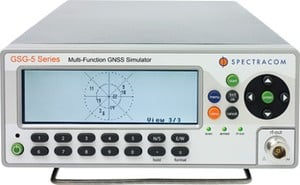 GSG-55 16-channel GPS Simulator -Image