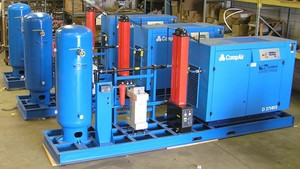 Breathing Air Compressor Systems & Components-Image