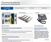 Mouser Launches Communications Applications Site-Image