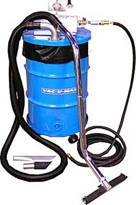 Industrial Vacuum Cleaner Combustible Dusts-Image