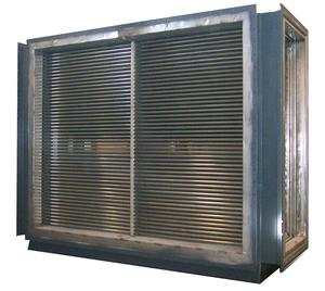 Shell and Tube Heat Exchanger for Process Heating-Image