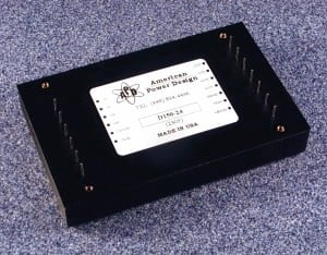 150 WATTS DC/DC Converter for Industrial Use-Image