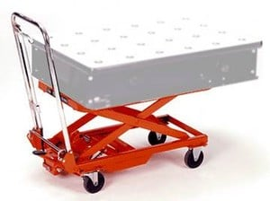 Portable Hydraulic Scissor Lifts-Image