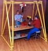 Lightweight Portable Cranes...for Workstation-Image
