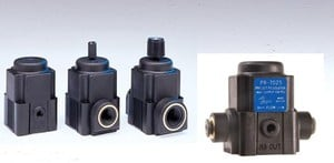 PR-7000 Series Preset Precision Pressure Regulator-Image