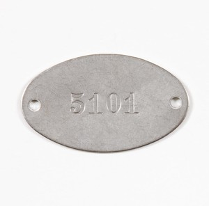 Stainless Steel Tags-Image